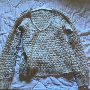 New free people knit sweater